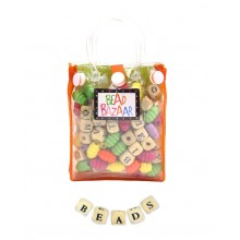 Bead Bazaar ABC Mini Bead Bag