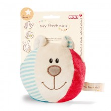 NICI Bear Soft Ball with Bell