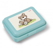 NICI Classic Bear Lunch Box