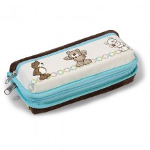 NICI Classic Bear Pencil Case