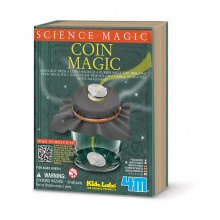 4M Coin Magic Science Magic