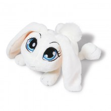 NICI Cream Rabbit lying 25cm