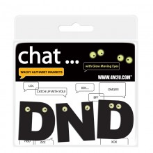 4M2U Do Not Disturb DND Magnets