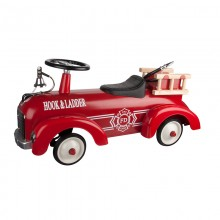 Fire Engine Speedster Ride On