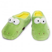 NICI Frog Slippers Medium