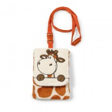 NICI Giraffe Mobile Phone Bag