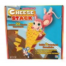 Great Gizmos Cheese Stack Game