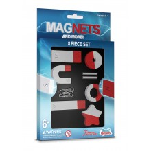 Great Gizmos Magnets & More (8pcs Magnet Set)