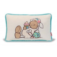 NICI Jolly Candy Sheep and Tortoise Cushion