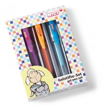 NICI Jolly Logan Gel Pen Set
