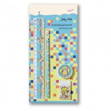 NICI Jolly Logan Stationery Set