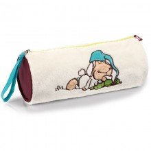 NICI Jolly Sleepy Plush Pencil Case