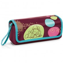 NICI Jolly Sleepy Roll Pencil Case