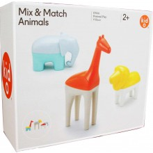 Kid O Mix and Match Animals