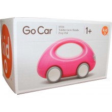 Kid O Pink Go Car