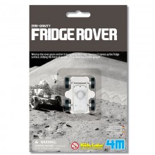 4M Kidz Labs Zero Gravity Fridge Rover