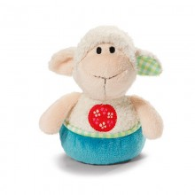 NICI Lamb Grabber with Rattle