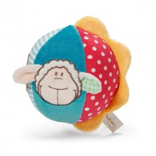 NICI Lamb Soft Ball with Bell