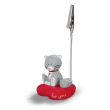 NICI Love Cat Photo Holder