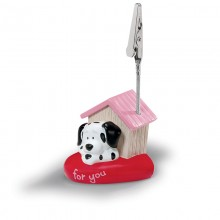NICI Love Dog Photo Holder