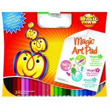 Magic Sticky Art Pad - Original
