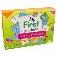 Meadow Kids First Words Flash Cards - Numbers