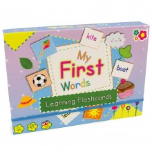 Meadow Kids First Words Flash Cards - Words
