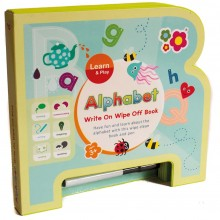 Meadow Kids Alphabet and Colours Wipe Clean Book