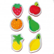 Meadow Kids Fruity Bath Stickers