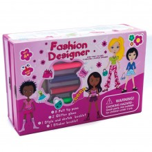 Meadow Kids Mini Fashion Designer Craft Set