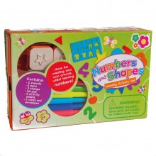 Meadow Kids Numbers and Shapes Learning Activity Kit
