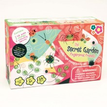 Meadow Kids Secret Garden Fingerprint Friends