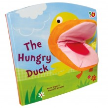 Meadow Kids The Hungry Duck Hand Puppet Book