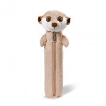 NICI Meerkat Shaped Pencil Case