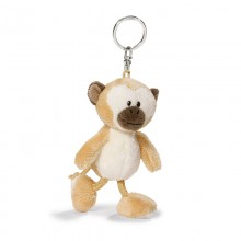 NICI Monkey Bean Bag Keyring