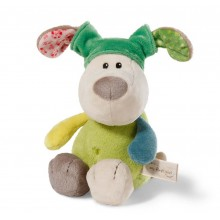 My First NICI Dog Fino Soft Toy Dangling 25cm