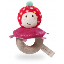 My First NICI Fly Maila Ring Rattle Toy with Rattle