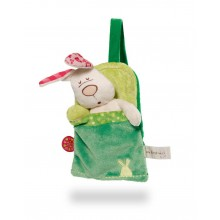 My First NICI Rabbit Tilli Bed Hanger Toy