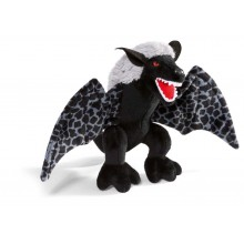 NICI Black Creature with Teeth Soft Toy 22cm