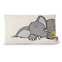 NICI Elephant and Bird Cushion