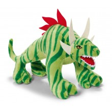 NICI Green Creature with Teeth Soft Toy 22cm