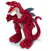 NICI Red Creature with Teeth Soft Toy 22cm