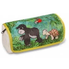 NICI Wild Friends Jungle Soft Pencil Case