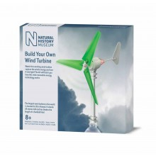 Natural History Musuem NHM Build Your Own Wind Turbine