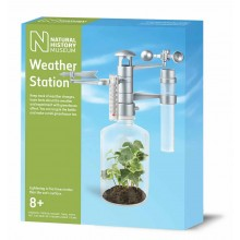 Natural History Musuem NHM Weather Station