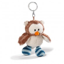 NICI Owl Bean Bag Keyring