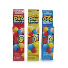Magic Goo Balloon 3 Pack Assorted colours
