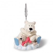 NICI Polar Bear and Seal Photo Holder