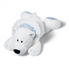 NICI Polar Bear lying 20cm