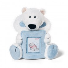 NICI Polar Bear with Photo Frame